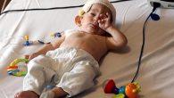 Suriyeli bebek Antakya'da sağlığına kavuştu …