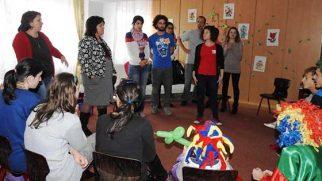 4 Eğitimci Romanya'da