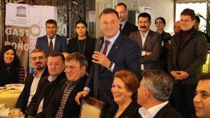 Başkan Savaş, Gastronomi ve EXPO ile ilgili çalışmalarını aktardı