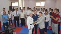 Karate Kuşak Töreni Bugün Kırıkhan'da