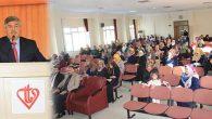 Müftü, bayan Kur'an Kursu öğreticileriyle toplandı: