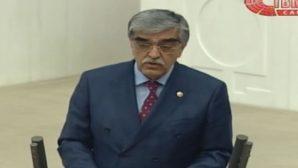 Milletvekili Mehmet N. Ahrazoğlu :
