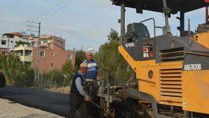 Kırsal mahallelere asfalt takviyesi