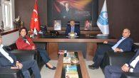 Başkan Kimyeci'ye meclis üyeleri ziyareti