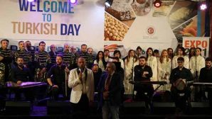 Medeniyetler Korosu Kudüs'te konser verdi