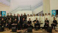 Medeniyetler Korosu'ndan;  Boston'da büyüleyen konser