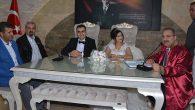 KİMYECİ,  personelinin  nikahını kıydı