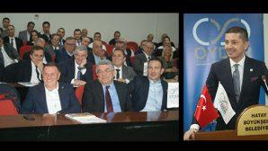 OYDER Başkanı Murat Şahsuvaroğlu…