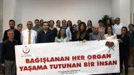 Belediye personeline organ bağışı semineri