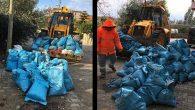 Samandağ'da Kirliliği Önleme Çalışmaları