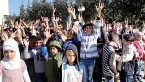 612.603 Suriyeli okula gidiyor