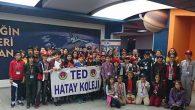 Ted Öğrencileri Uzay Kampında