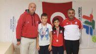 Tenis Şampiyonu Hatay BŞB'li: