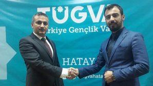TGV-Kırıkhan Şube Başkanı