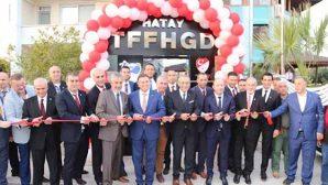 TFFHGD Lokali açıldı