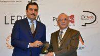'Çöpten Elektrik Üretimi Projesi'ne ödül