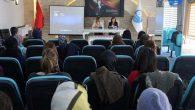 Aile İçi Şiddet Konferansında  Salon Boş Kaldı
