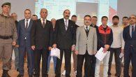Cezaevinde Kur'an'ı Kerim'i öğrenen 12 Mahkum Tutuklu için tören