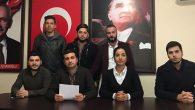 CHP'li Arsuzlu Gençlerden Kubilay Mesajı