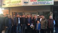 İstanbul'da 'Arsuz' buluşması