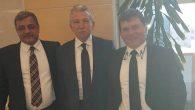 İstihdam toplantısına ATB'den 3 kişi katıldı