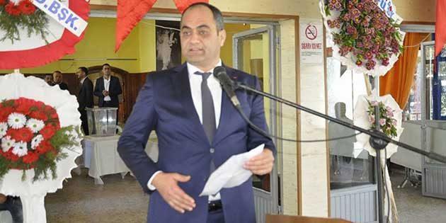 CHP Dörtyol'da kongre yaptı
