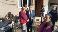Culha'dan 'çat kapı'  ziyaretler