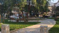 Sümerler-Prof. Sahilli  Parkı'na revize