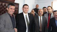 Samandağ CHP'de: Görev teslimi