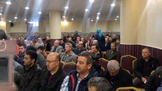 Velilere konferans verdi:
