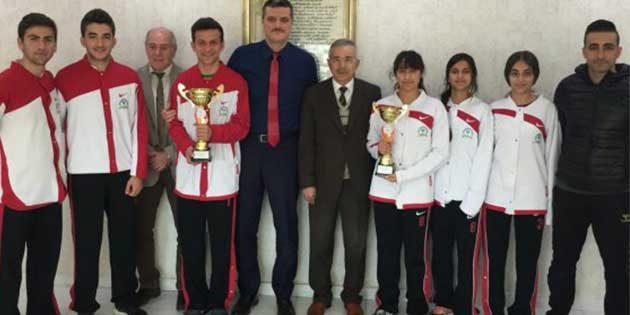 Futsal'da Özbuğday A.L. farkı