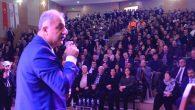 Samandağ'da halk buluşması