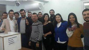 Defne'de CHP'li Gençler: