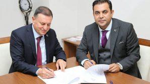 Hatay BŞB-DOĞAKA Protokol imzaladı