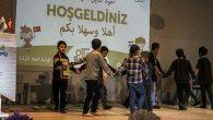 Suriyelilerden Türkçe okuma Bayramı