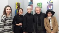 Antakyalı Ressam Ankara'da sergi açtı