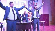 CHP Samandağ'da kongre yaptı