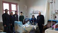 Kerimoğlu'dan teşkilat ziyaretleri