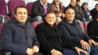 Afyon Stadında Hatayspor Taraftarları