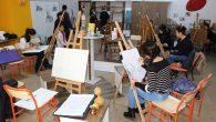 HATMEK'te resim kursları