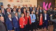 """Hatay'da 3 Belediyeye """"Yerel Yönetici"""" Ödülü"""