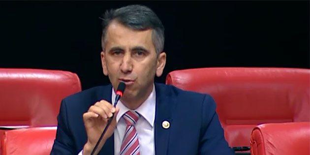 Vekil Serkan Topal, Zarrab'la ilgili sordu: