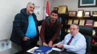 Defnespor'lu Ali Armutluspor'a İmza Attı