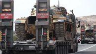 Afrin'de operasyon sürüyor