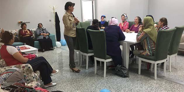 Antakya Belediyesi kültür hizmeti kadınlara: