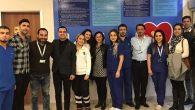 Hastalara 'Acil Şifa' Dilediler