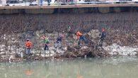 Asi nehrinde hummalı temizlik