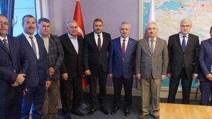 AKP'de 2 İlçe Başkanı belli oldu