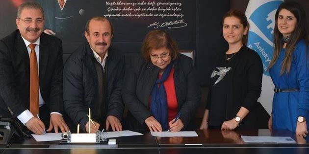 Antakya Belediyesi Emek-Aksaray Kentsel Dönüşüm Projesinde