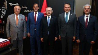 Kılıçdaroğlu'na gittiler